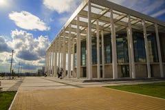 Théâtre de ballet à Astana Image stock