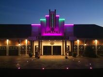 Théâtre de Dancehall, parc de lac Canobie Photo libre de droits