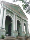 Théâtre de Dom Pedro V dans Macao Images stock