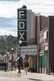 Théâtre de Fox Photo libre de droits