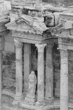 Théâtre de Hierapolis, Pamukkale, Denizli Photos libres de droits