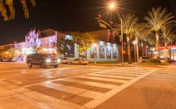 Théâtre de la Californie des arts du spectacle Images stock