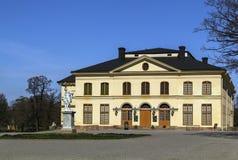 Théâtre de palais de Drottningholm, Stockholm Images libres de droits