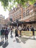 Théâtre de palais, Londres photos libres de droits