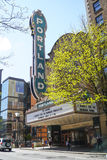 Théâtre de Portland - Arlene Schnitzer Concert Hall - PORTLAND - ORÉGON - 16 avril 2017 Image libre de droits