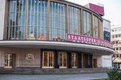 Théâtre de Schiller à Berlin (Allemagne) Images libres de droits