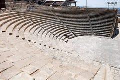 théâtre du grec ancien Photographie stock libre de droits