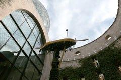 Théâtre et musée de Dalà Photos libres de droits