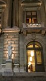 Théâtre grand de Genève Photos libres de droits