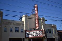Théâtre historique du ` s Balboa de San Francisco, 1 images stock