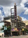 Théâtre Minneapolis du centre d'Orpheum Images libres de droits