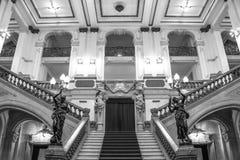 Théâtre municipal photo libre de droits