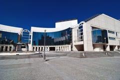 Théâtre national à Bratislava Images stock
