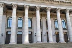 Théâtre national à Munich, Allemagne photographie stock libre de droits