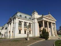 Théâtre national d'Iasi (Roumanie) Photo libre de droits