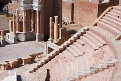 Théâtre romain à Carthagène photographie stock