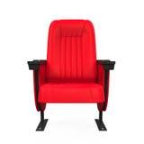 Théâtre rouge Seat Photos libres de droits