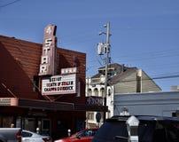 Théâtre 4Star, 2 historique du ` s de San Francisco image stock