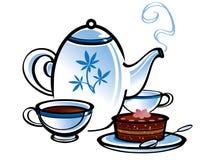 thé Image libre de droits