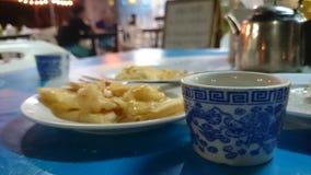 Thé avec du Ti de RO Photo libre de droits