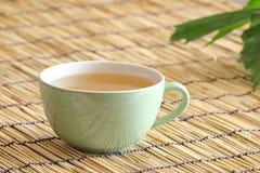 Thé blanc photographie stock libre de droits
