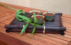 Thé chinois Photos libres de droits
