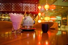 Thé dans Macao Photos stock