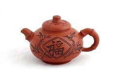 thé de bac Photographie stock