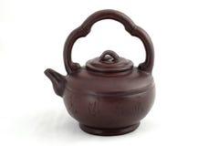 thé de bac Photos stock