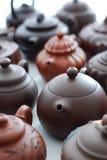 thé de bac Images stock