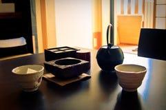 thé de cérémonie Photos libres de droits