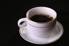 Thé de café de cuvette Images stock