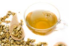 Thé de chrysanthème Photo libre de droits