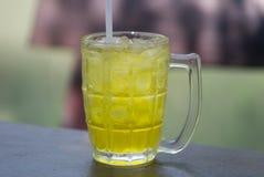 Thé de chrysanthème ou thé de fleur Image stock