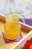 Thé de citron images libres de droits