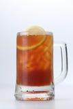 Thé de citron de glace Photographie stock libre de droits
