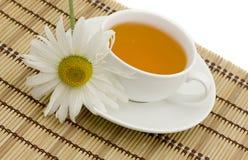 thé de cuvette Photo stock