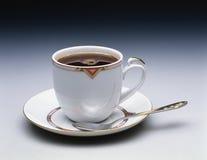 thé de cuvette Photographie stock
