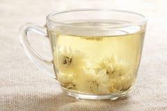 Thé de fleur image stock