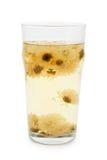 Thé de fleur de chrysanthemum photo stock
