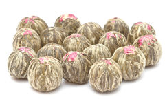 Thé de floraison chinois Photographie stock libre de droits