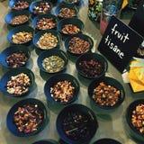 Thé de fruit et d'herbe Photo stock