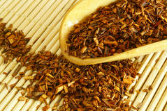 Thé de Rooibos Photos stock