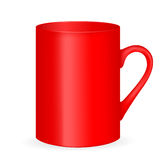thé de rouge de cuvette Images stock