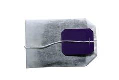 thé de sac Photographie stock
