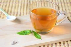 Thé de tasse. Images stock