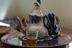 Thé en bon état de Marocain Photos libres de droits