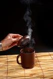 thé figé de Chinois Photo stock