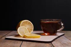Thé noir photo libre de droits