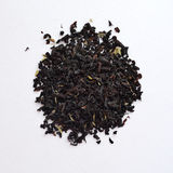Thé noir avec le thym Images libres de droits